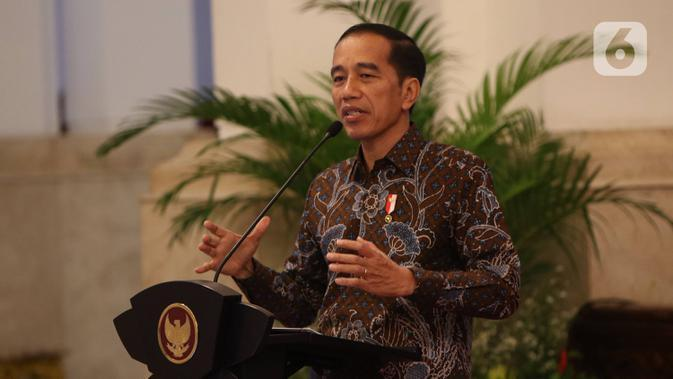 Jokowi Ingatkan Yasonna soal Harun Masiku: Hati-hati BeriPernyataan