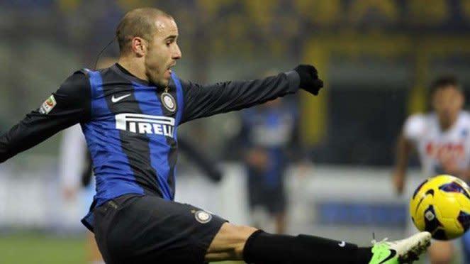 Striker Inter Milan, Rodrigo Palacio