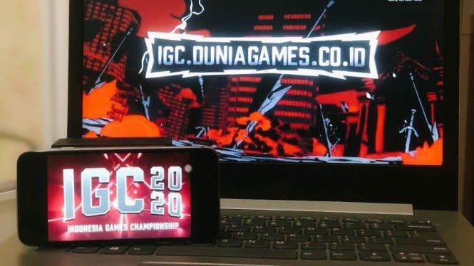 Hanya 1,5 Persen Gamer Indonesia Ikut Tanding di Turnamen eSports