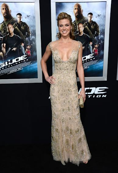 "Premiere Of Paramount Pictures' ""G.I. Joe: Retaliation"" - Arrivals"