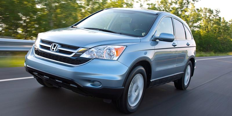 10 most popular cars for moms