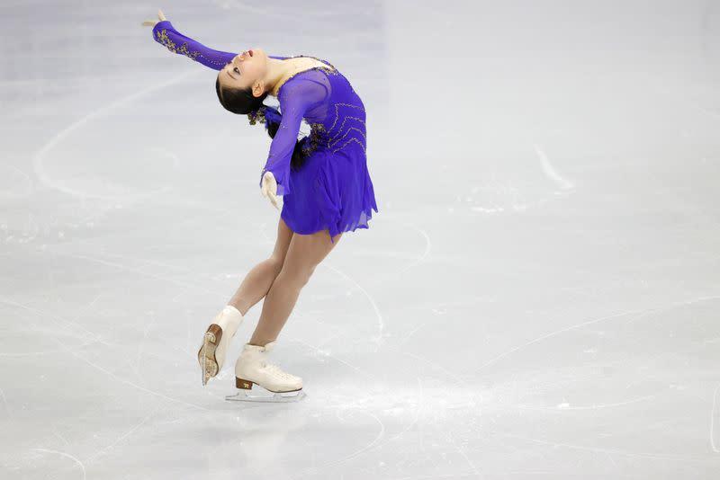 Figure skating - Defending champion Kihira continues dominance at Four Continents
