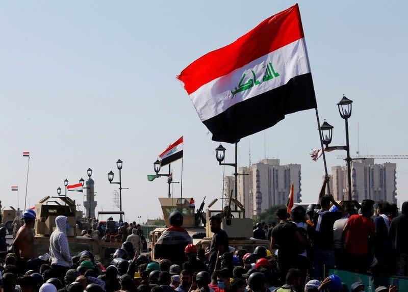 Irak sampaikan penyesalan atas kematian pemrotes, bela cara penanganan pemrotes