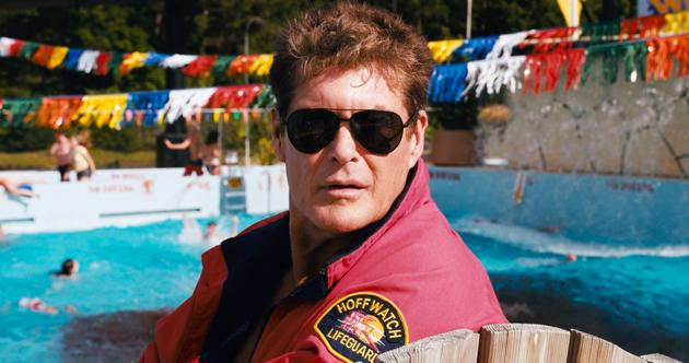 David Hasselhoff talks 'Piranha 3DD,' his high-protein essence, and the Hoff Train