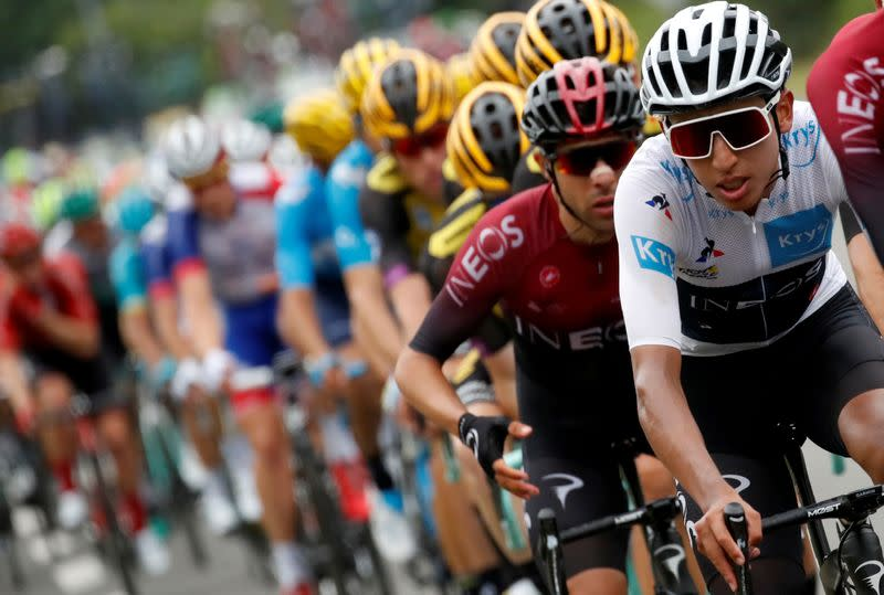 Ineos withdraw from Italian Nationals after positive COVID-19 test