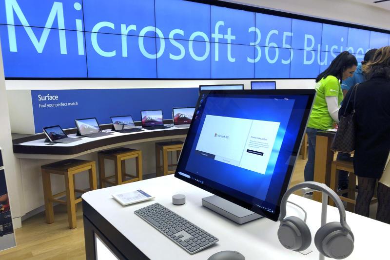 Virus Outbreak Microsoft