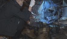 中環巴士總站流動廁所焚毀列縱火