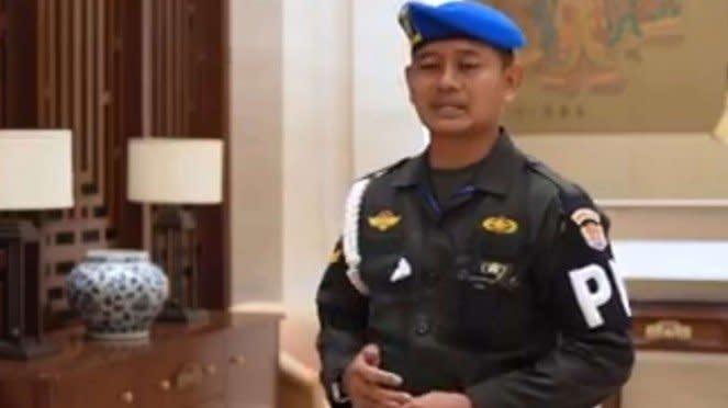VIVA Militer: Sertu Widarto, Komandan Kawal Persit KCK