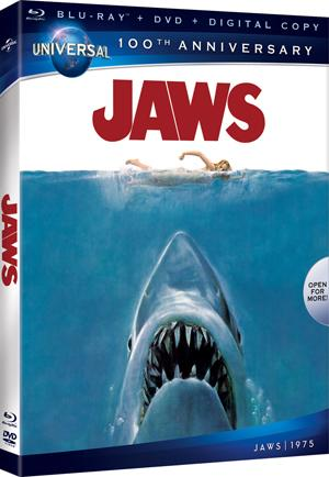 Blu-ray Announcement: 'Jaws' restored and remastered on August 14