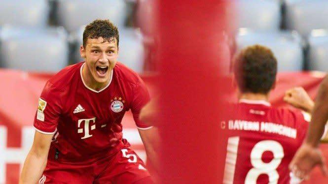 Bayern Juara DFB-Pokal Setelah Lumat Leverkusen