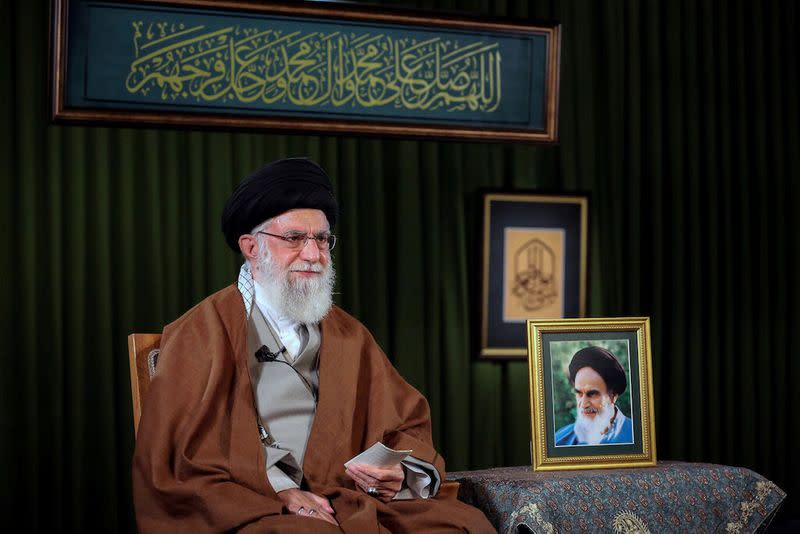 Iran will support any nation or group that fights Israel - supreme leader