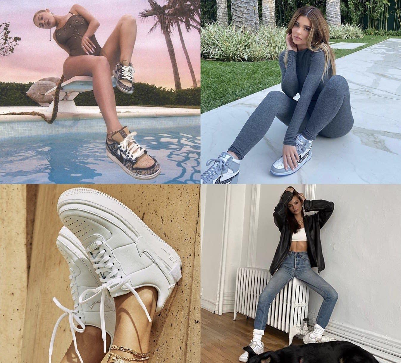 Nike年度大促全館3折起!這幾款運動鞋超犯規,名媛女星都被燒到!
