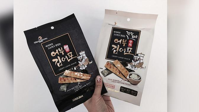 K·FISH adalah merek nasional ekspor perikanan Korea di bawah Kementerian Kelautan dan Perikanan Korea Selatan.