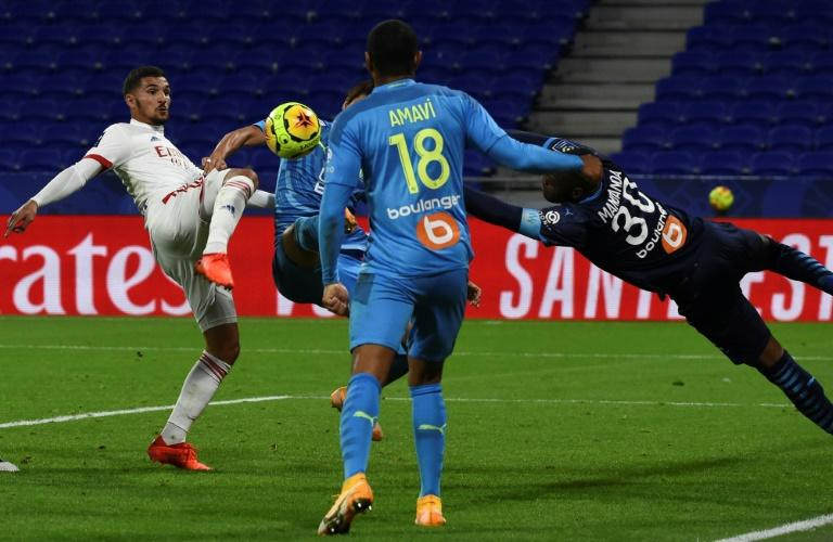 Marseille and Lyon's struggles continue in draw, Rennes stay top