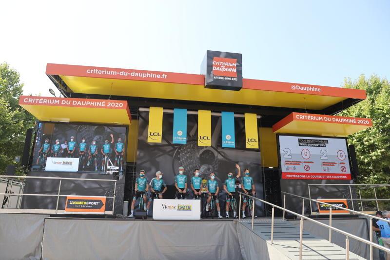 Criterium du Dauphine 2020 72nd Edition 2nd stage Vienne Col de Porte 135 km 13082020 BB Hotels Vital Concept KTM photo Luis Angel GomezBettiniPhoto2020