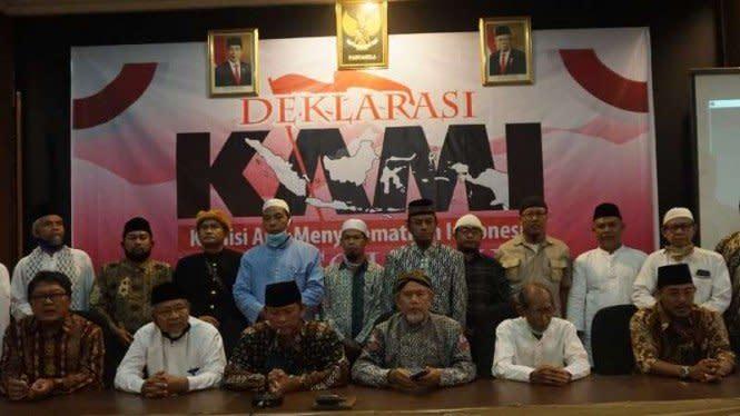 KAMI Juga Bergaung di Solo, Deklarasi Seperti di Jakarta Dihelat