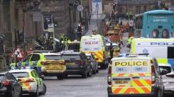 Enam terluka dalam penikaman di hotel di Glasgow, tersangka ditembak mati