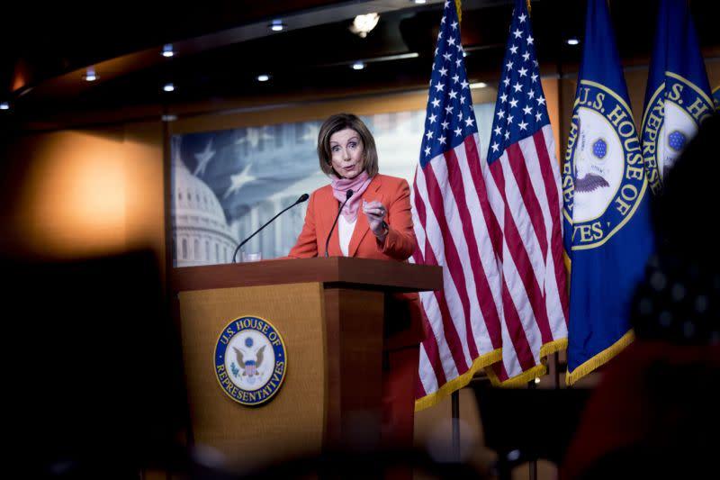 Pelosi: Tidak ada lagi 'bailout' tanpa bantuan bagi pemda