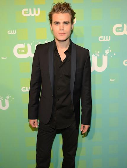 The CW 's 2012 Upfront - Paul Wesley