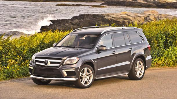 2013 Mercedes-Benz GL350 4MATIC BlueTEC, a mouthful: Motoramic Drives