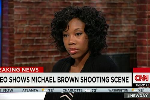 Michael Brown Shooting Witness Releases Video: 'I Knew This Was Not Right' (Video)