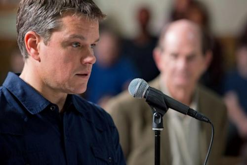 Matt Damon & John Krasinski on the Politics of Fracking in the 'Promised Land'