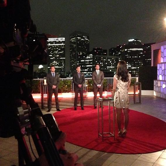My view from the roof last night #TheBachelorette