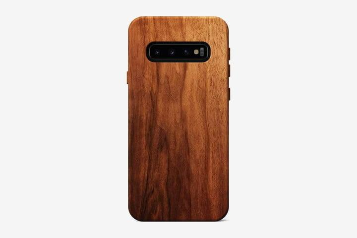 Kerf Wood Case for Samsung Galaxy S10
