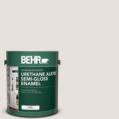 Behr 1 Gal P100 Sprinkle Urethane Alkyd Semi Gloss Enamel Interior Exterior Paint Yahoo Shopping