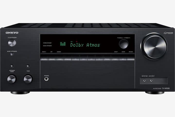 Onkyo 7.2-channel 4K AV receiver