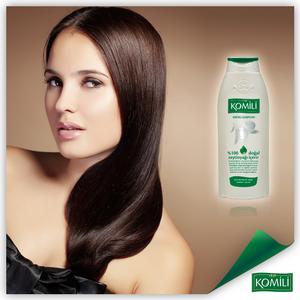KOMILI 橄欖油成份洗髮水-普通髮質 600毫升