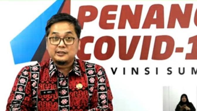 Orang Dalam Pemantauan (ODP) terkait virus corona COVID-19 di Sumatera Utara (Sumut) terus mengalami peningkatan drastis. Jika sebelumnya 1.976, kali ini bertambah sebanyak 1.104 menjadi 3.080.