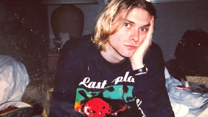 Kurt Cobain (Instagram/ space_witch666)