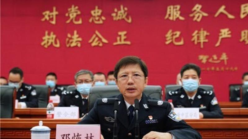 China's anti-graft watchdog investigates police chief of scandal-ridden Chongqing