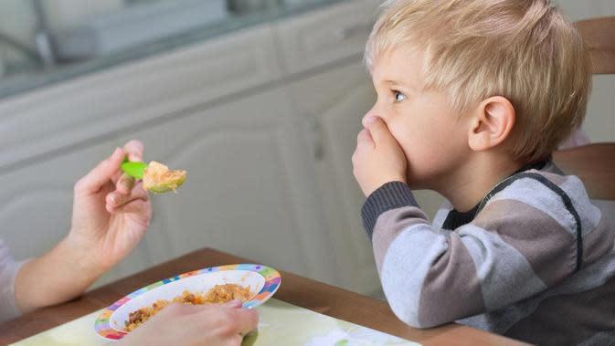 Ini Dia Penyebab Anak Susah Makan