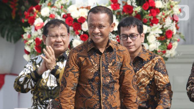 Kepala Badan Koordinasi Penanaman Modal (BKPM) Bahlil Lahadalia (Liputan6.com/Angga Yuniar)