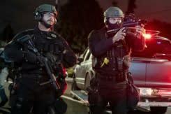 100 hari protes terhadap kekerasan polisi dan rasisme di Portland