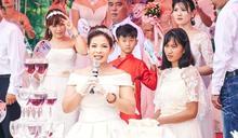 新移民看台灣/學美妝美容開創新事業!新住民姊妹穿婚紗發表成果