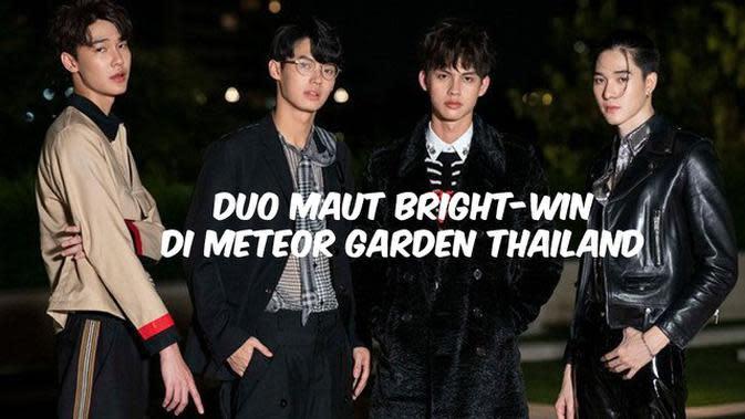 VIDEO: Duo Maut Bright-Win di Meteor Garden Thailand