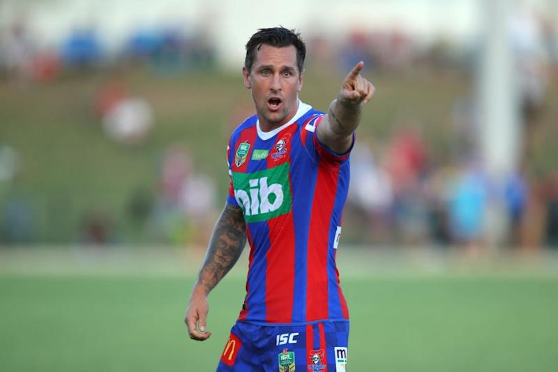 Mitchell Pearce arrives in Newcastle to lead the Knights around. Pic: Getty