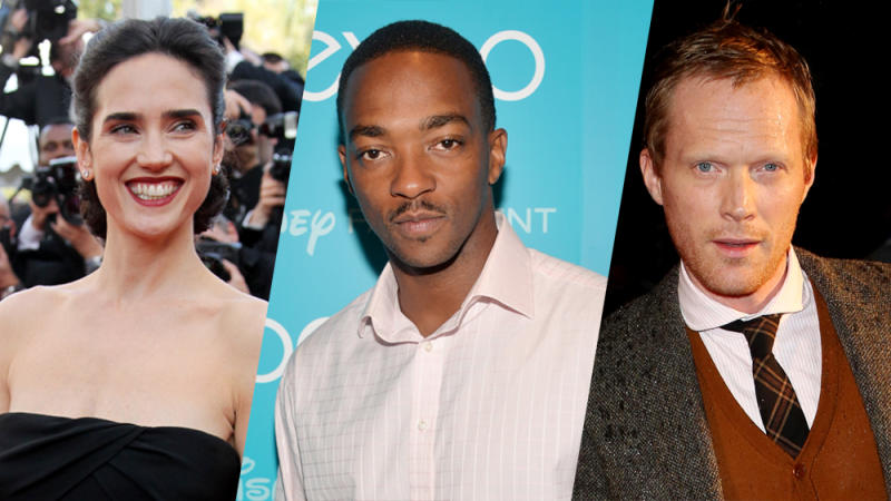 Jennifer Connelly, Anthony Mackie Starring in Paul Bettany's 'Shelter'