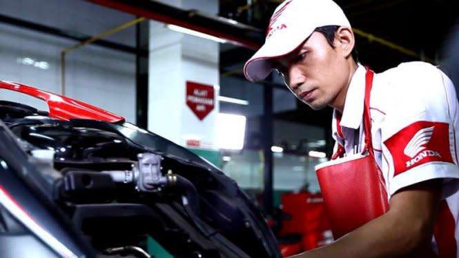 Cara Mudah Bikin Motor Awet Muda