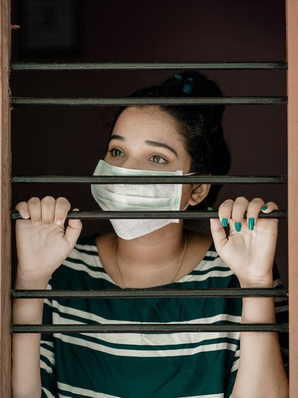 ilustrasi fakta masker scuba dilarang digunakan untuk menahan covid19/Nandhu Kumar/pexels