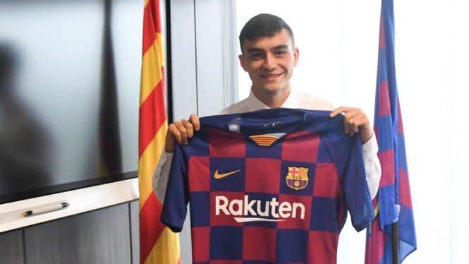 Ditolak Real Madrid Lalu Berlabuh ke Barcelona