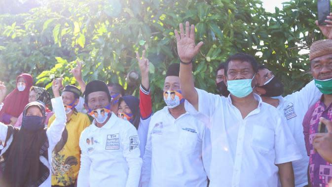 Cagub Rusdy Mastura Bertekad Entaskan Kemiskinan di Sulteng