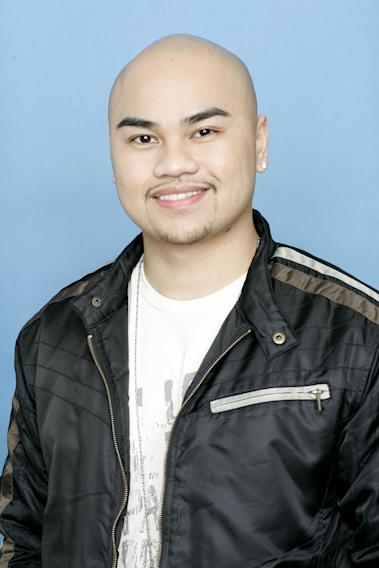 "Jose Penala from San Francisco, CA, is one of the contestants on Season 5 of ""American Idol."""