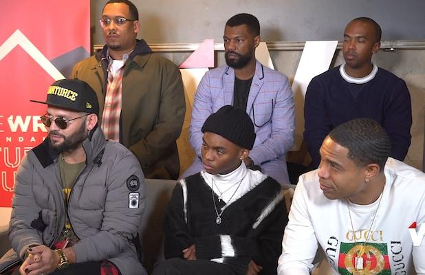 How 'Charm City Kings' Crew Hope to Bring 'Mentorship' to Marginalized Kids (Video)