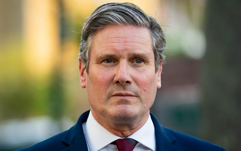 Sir Keir Starmer is not expected to oppose a regulation introducing the 14-day quarantine rules - Aaron Chown/PA