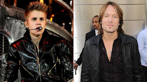 Buzzmakers: Bieber Week & Urban on 'Idol' Feud