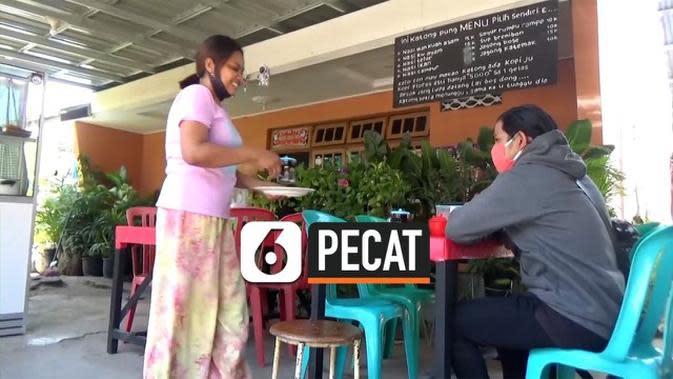 VIDEO: Sering Dipecat dari Pekerjaan, Gadis Ini Buka Rumah Makan Bernama Dapur Pecat